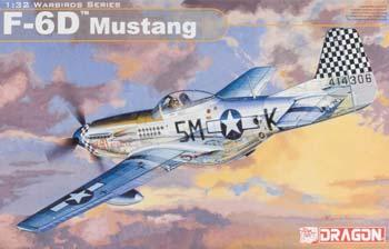 model airplane,plastic airplane model,F-6D MUSTANG 1-32