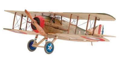 model airplane,plastic airplane model,Spad XIII WW1 Fighter -- Plastic Model Airplane Kit -- 1/28 Scale -- #04730